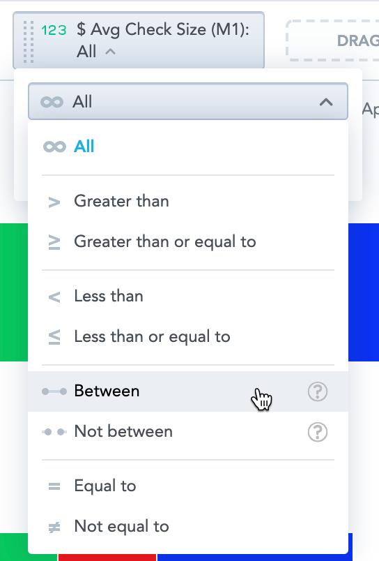 filter measure