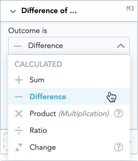 calculate operation